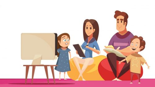 Learntinue, Family Learning